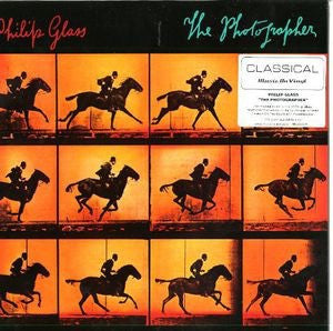 Philip Glass - Photographer [LP] (180 Gram, import)
