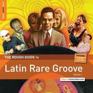 ROUGH GUIDE TO LATIN RARE GROOVE 1 - VARIOUS