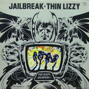 Thin Lizzy - Jailbreak [LP] (180 Gram, import)
