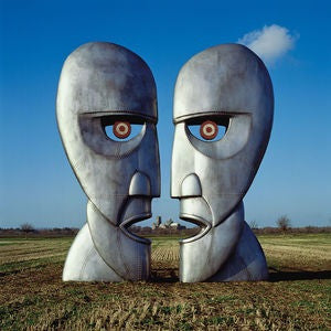 Pink Floyd - The Division Bell (2011 Remaster) [2LP] (180 Gram, download)