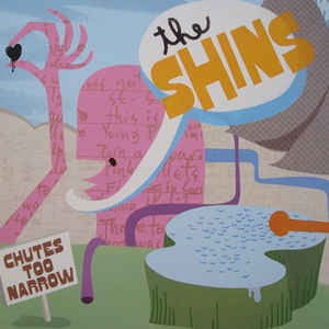 Shins, The - Chutes Too Narrow [LP]