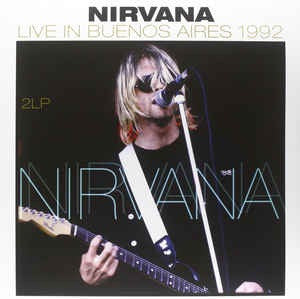 Nirvana - Live In Buenos Aires 1992 [2LP] (import)