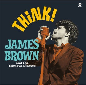 BROWN,JAMES - THINK