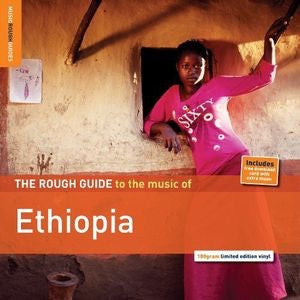 ROUGH GUIDE TO ETHIOPIA  -  VARIOUS