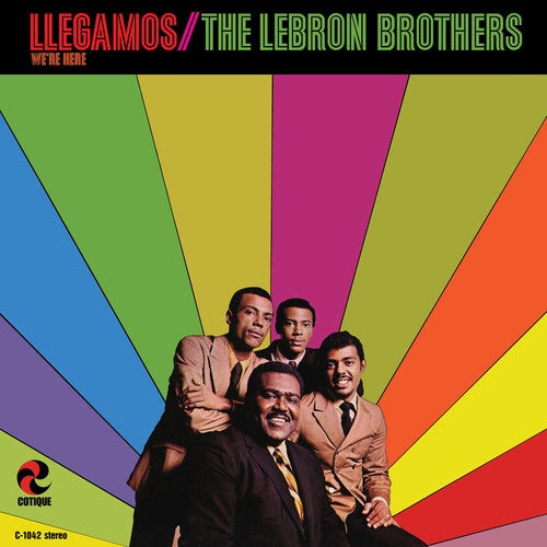 THE LEBRON BROTHERS - LLEGAMOS
