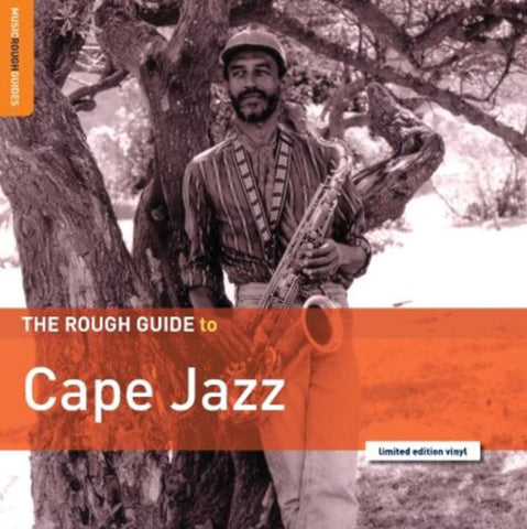 ROUGH GUIDE TO CAPE JAZZ- VARIOUS