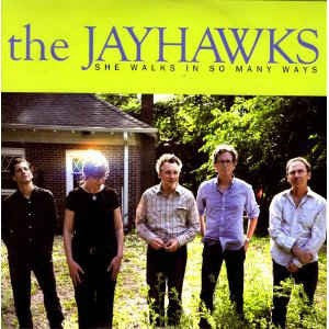 Jayhawks, The - She Walks In So Many Ways / Over My Shoulder (live) [7'']