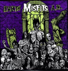 Misfits - Earth A.D. / Wolfs Blood [LP]