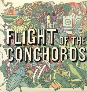 Flight Of The Conchords - Flight Of The Conchords [LP]