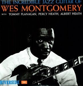 WES MONTGOMERY - THE INCREDIBLE GUITAR OF..