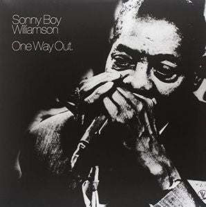 SONNY BOY WILLIAMSON - ONE WAY OUT