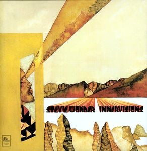 STEVIE WONDER - INNERVISIONS [IMPORT]