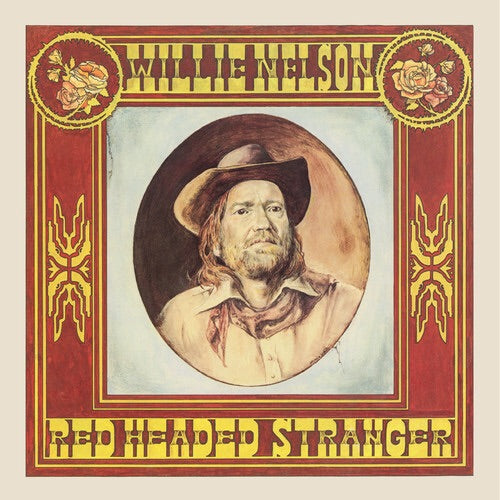 WILLIE NELSON- RED HEADED STRANGER