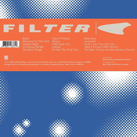 FILTER-TITLE OF RECORD