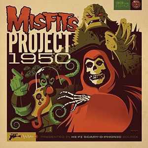 Misfits - Project 1950 [LP] (180 Gram, Yellow Vinyl)