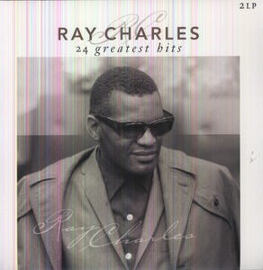 CHARLES,RAY - 24 GREATEST HITS