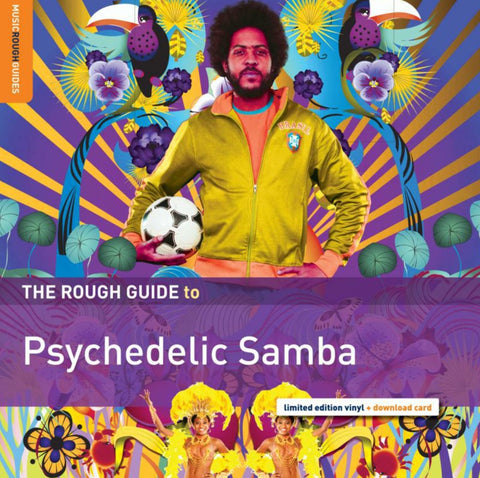 ROUGH GUIDE TO PSYCHEDELIC SAMBA