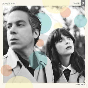 She & Him - Volume 3 [LP] (180 Gram, download)