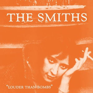 THE SMITHS - LOUDER THAN BOMBS (GERMAN IMPORT)