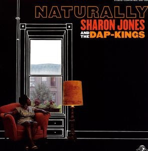Sharon Jones & The Dap-Kings - Naturally [LP]