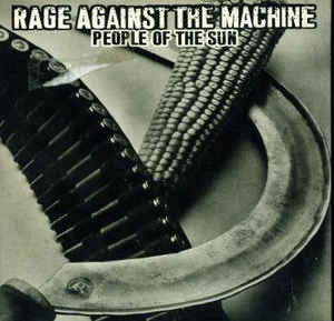 Rage Against The Machine - People Of The Sun [10'' EP] (Red Vinyl)