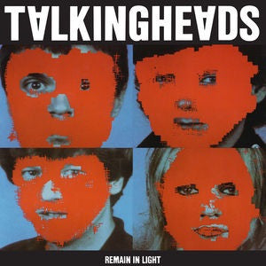 TALKING -HEADS - REMAIN IN LIGHT