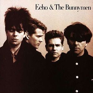 Echo & The Bunnymen - Echo & The Bunnymen [LP] (import)