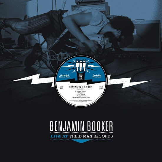 Benjamin Booker - Live At Third Man Records [LP]