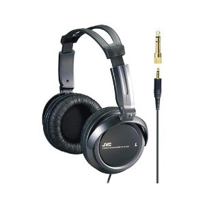 JVC HA-RX300 STUDIO MONITOR HEADPHONES