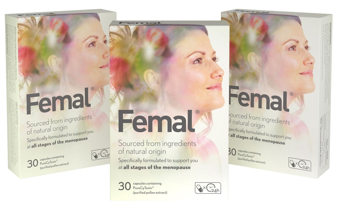 Femal Three Pack