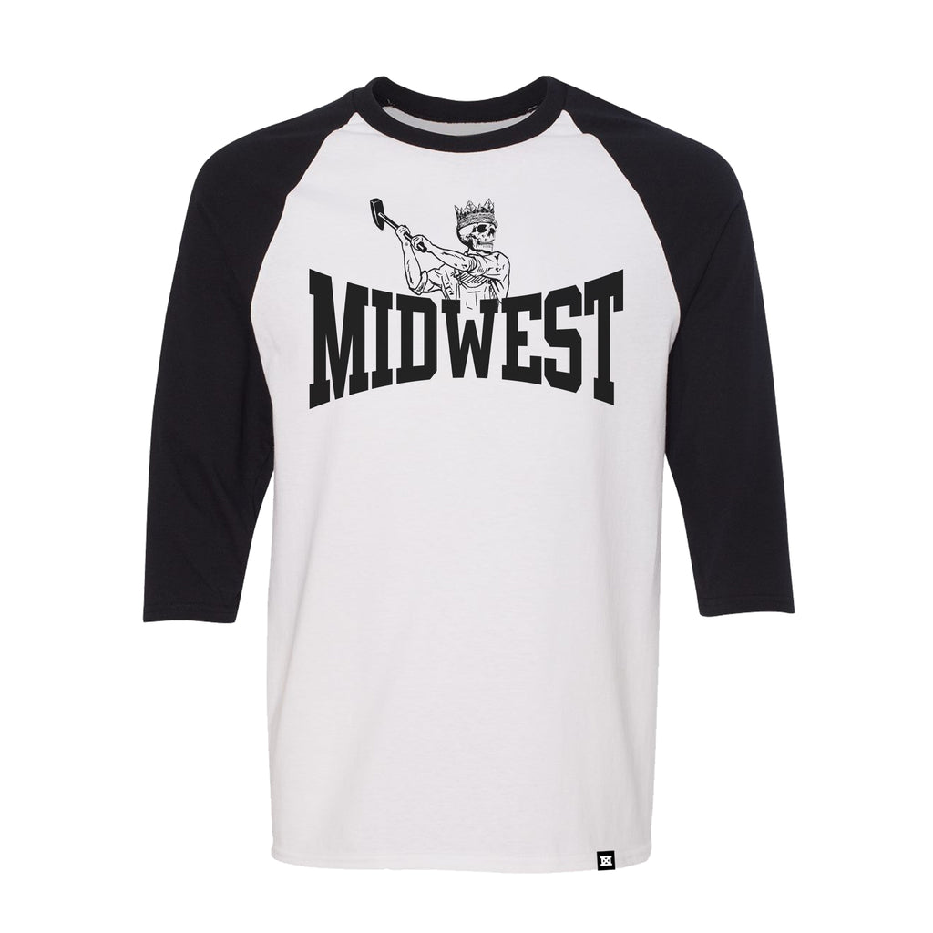 MW STATE OF MIND - Raglan - Limited Stock