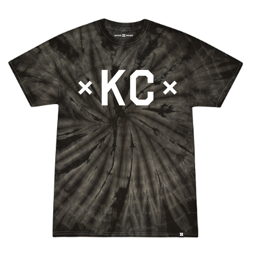 TIE DYE - Signature KC - Black