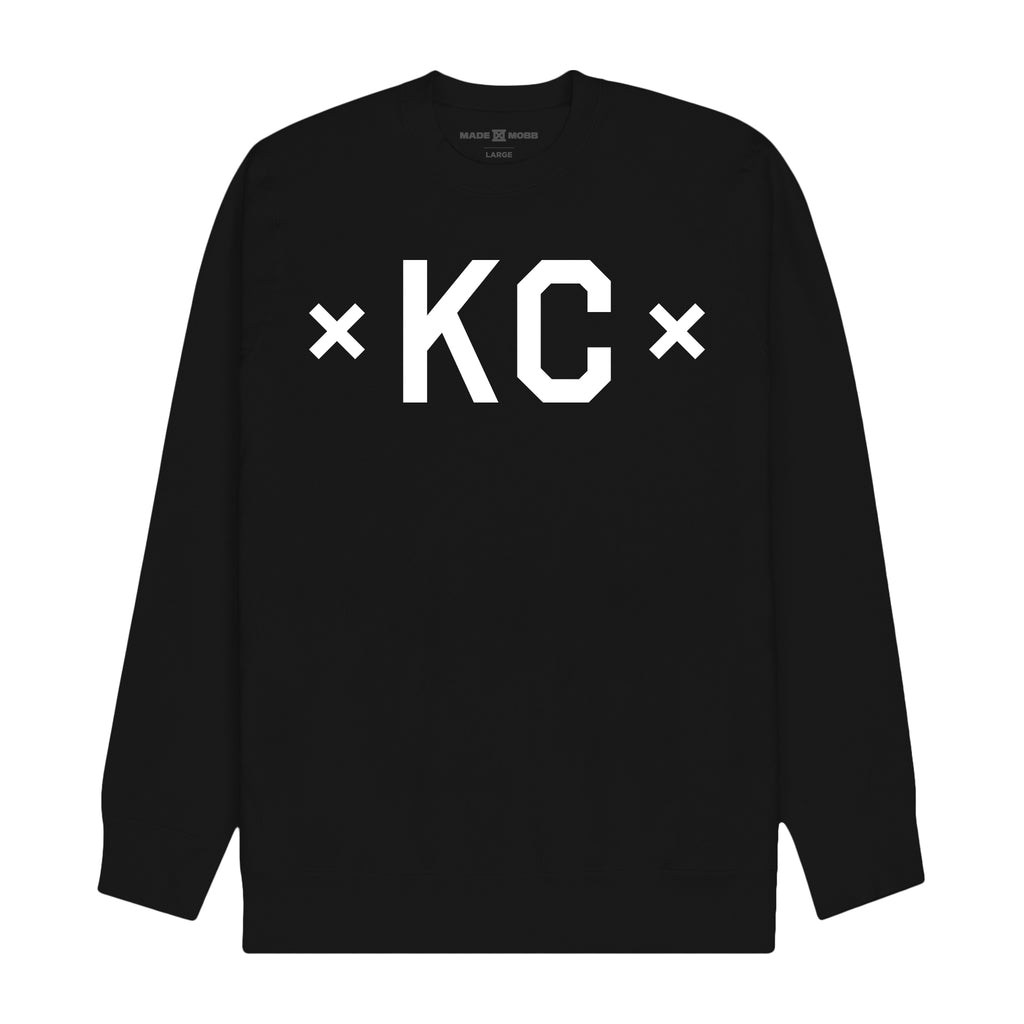 Signature KC Crew - Black