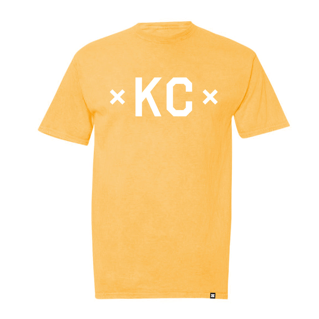 Signature KC T-Shirt - Citrus