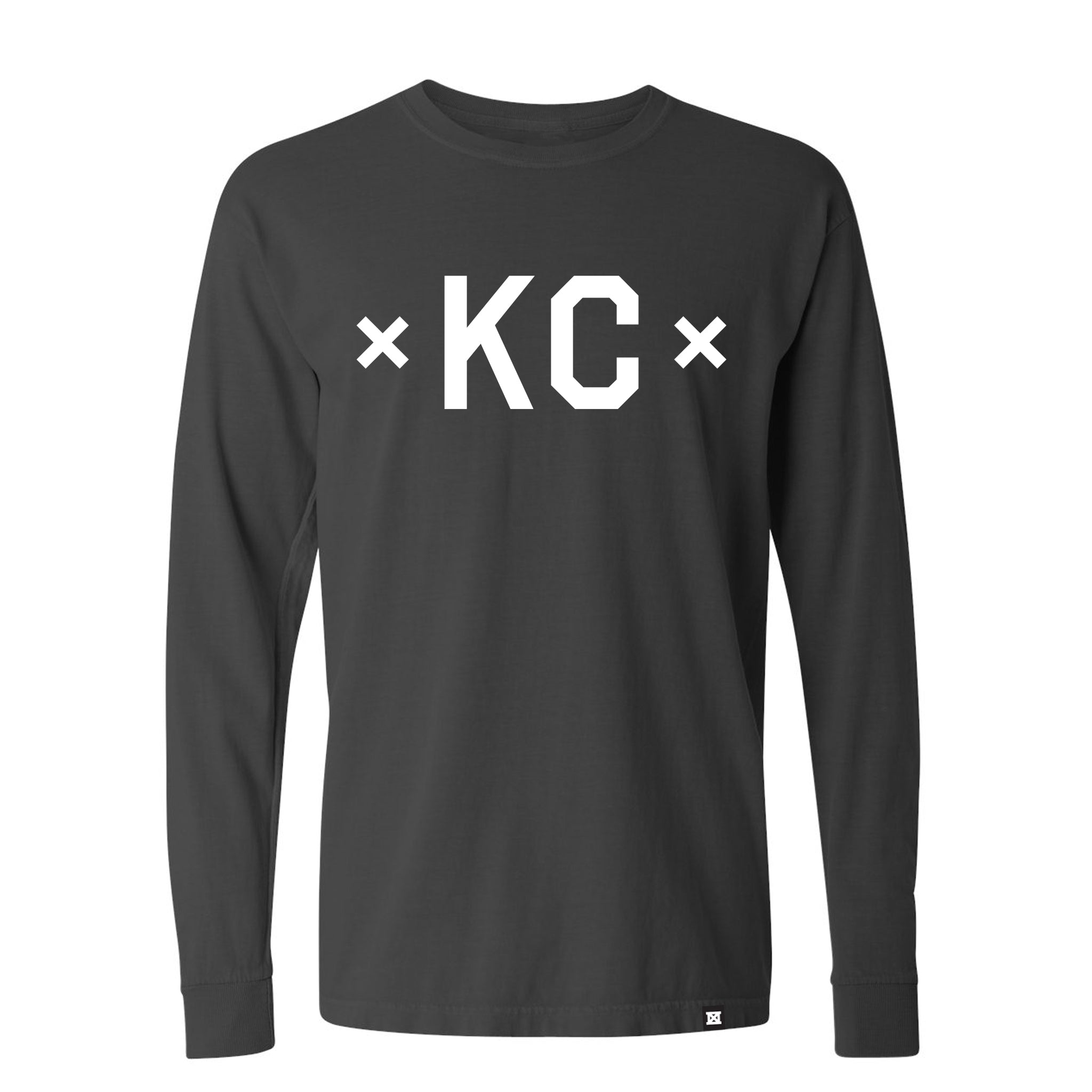 Signature KC Long Sleeve - Pepper