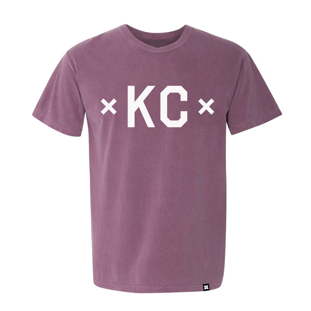 Signature KC T-Shirt - Berry