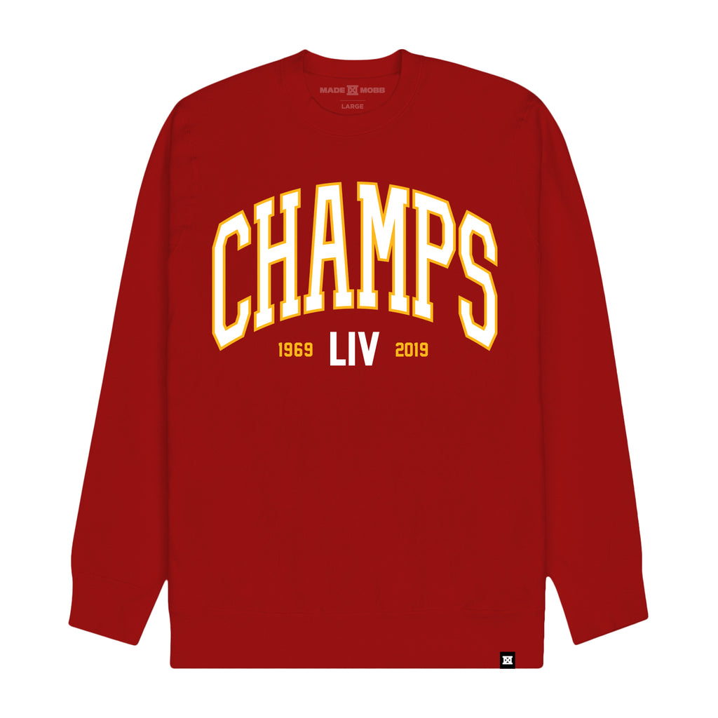 CHAMPS Crew - Red