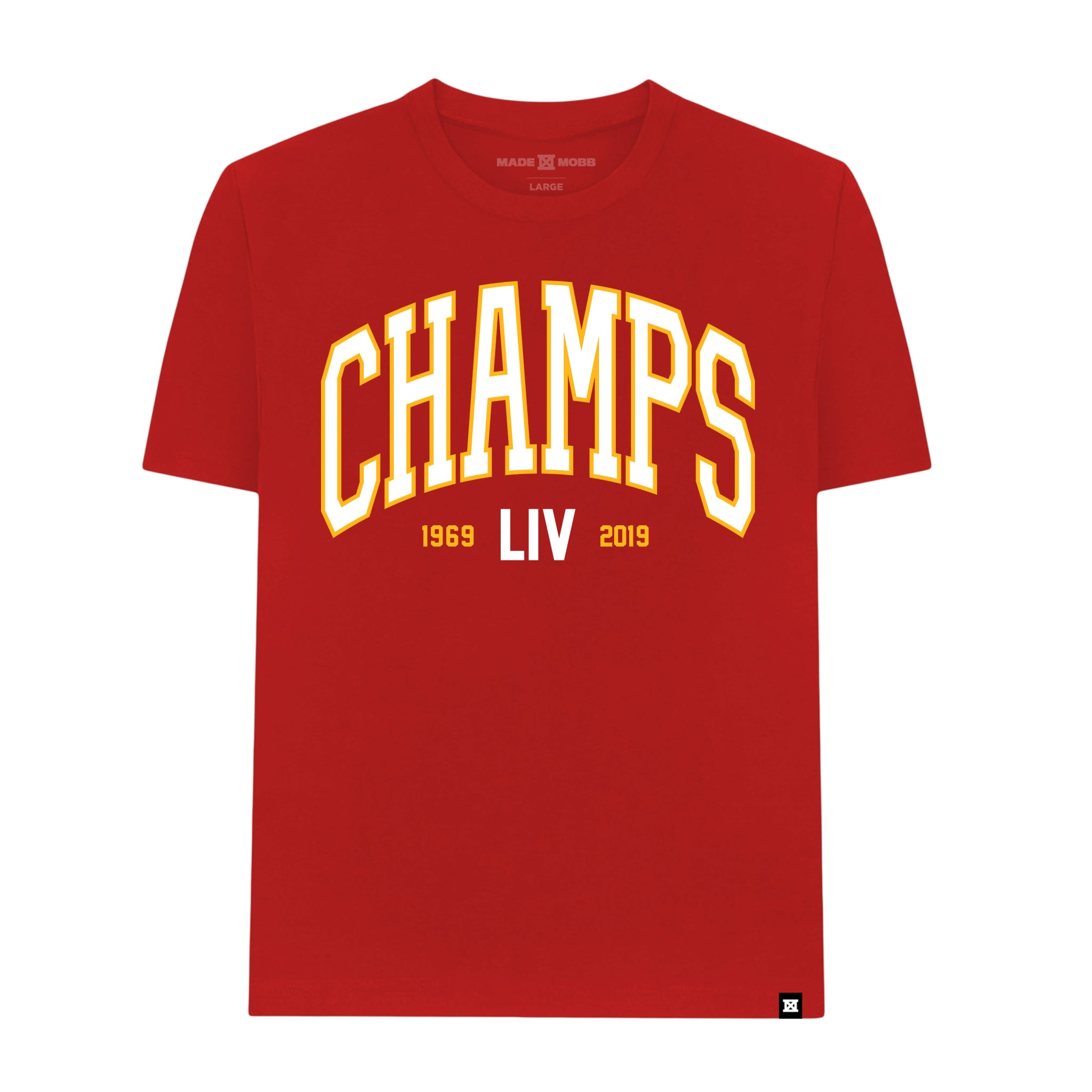CHAMPS T-Shirt - Red