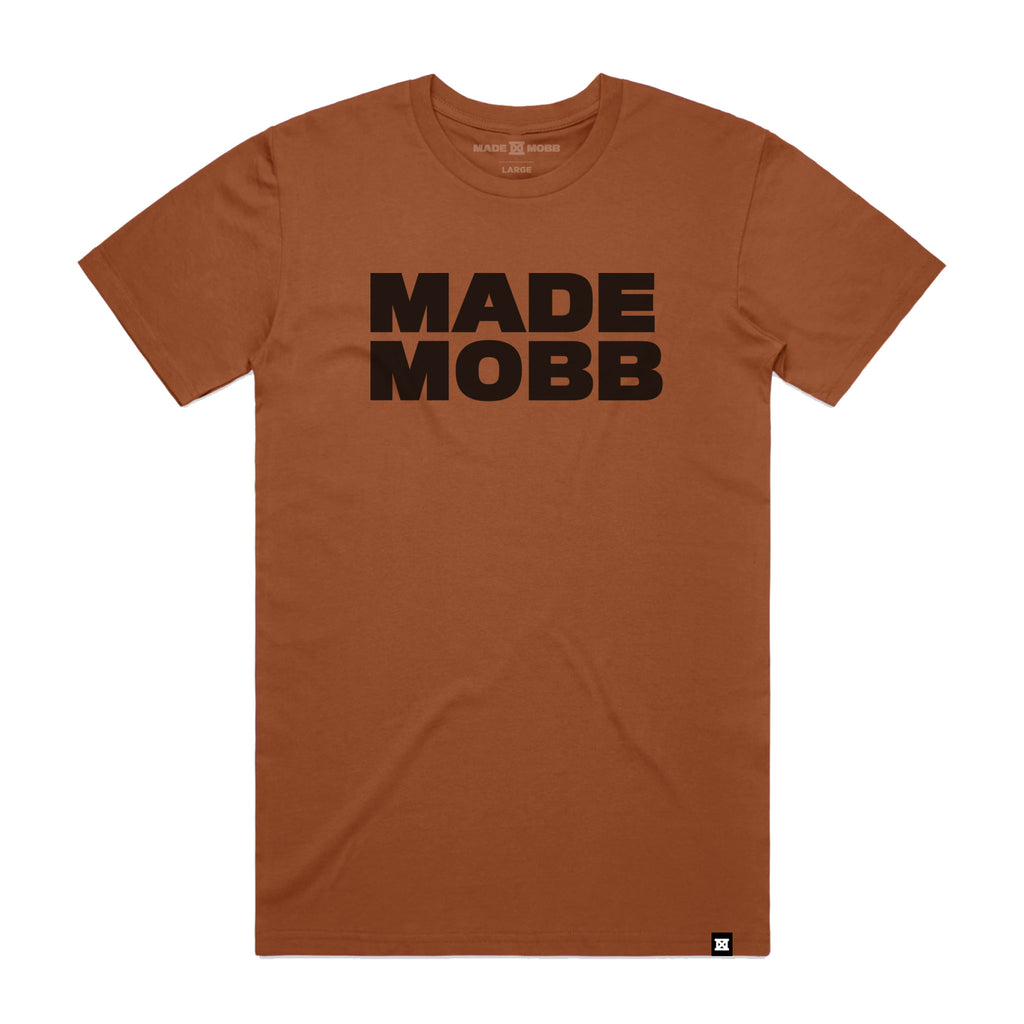 MADE MOBB™ Tee - Copper / Online Only