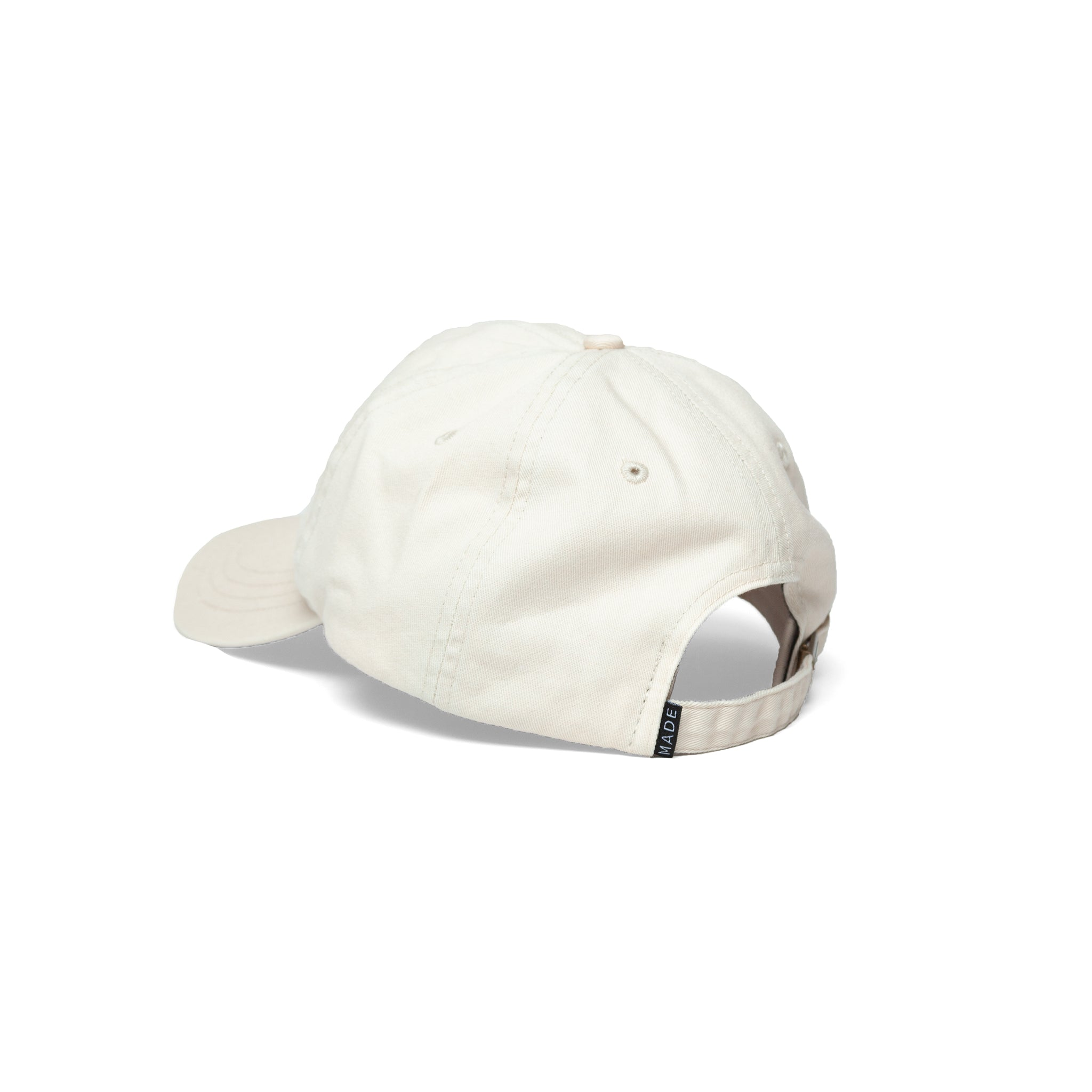 Signature KC Dad Hat - Cream