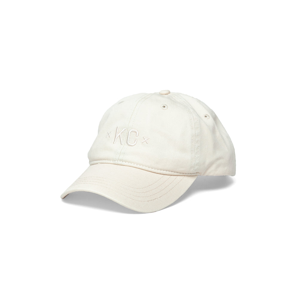 Signature KC Dad Hat Cream
