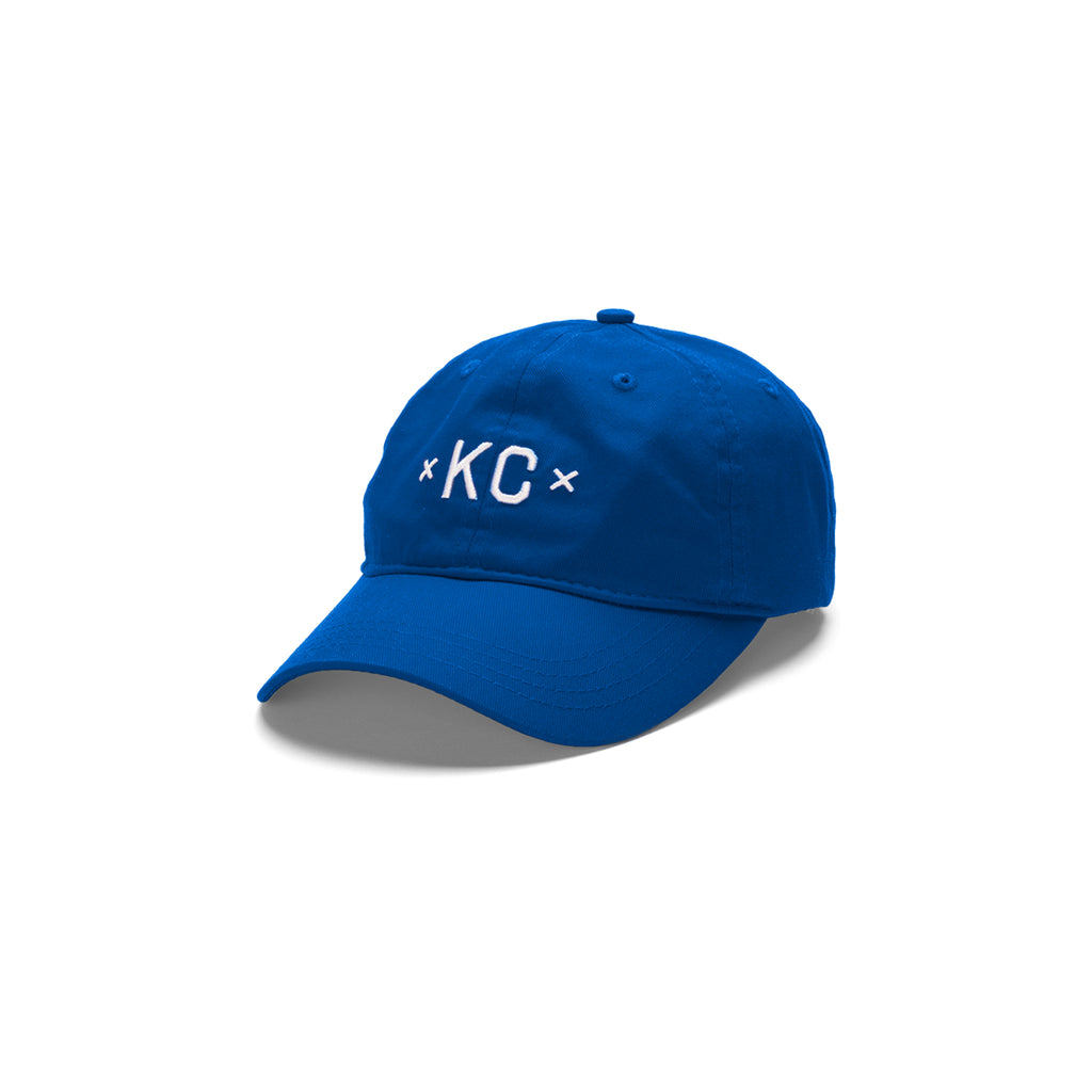 Signature KC Dad Hat - Blue