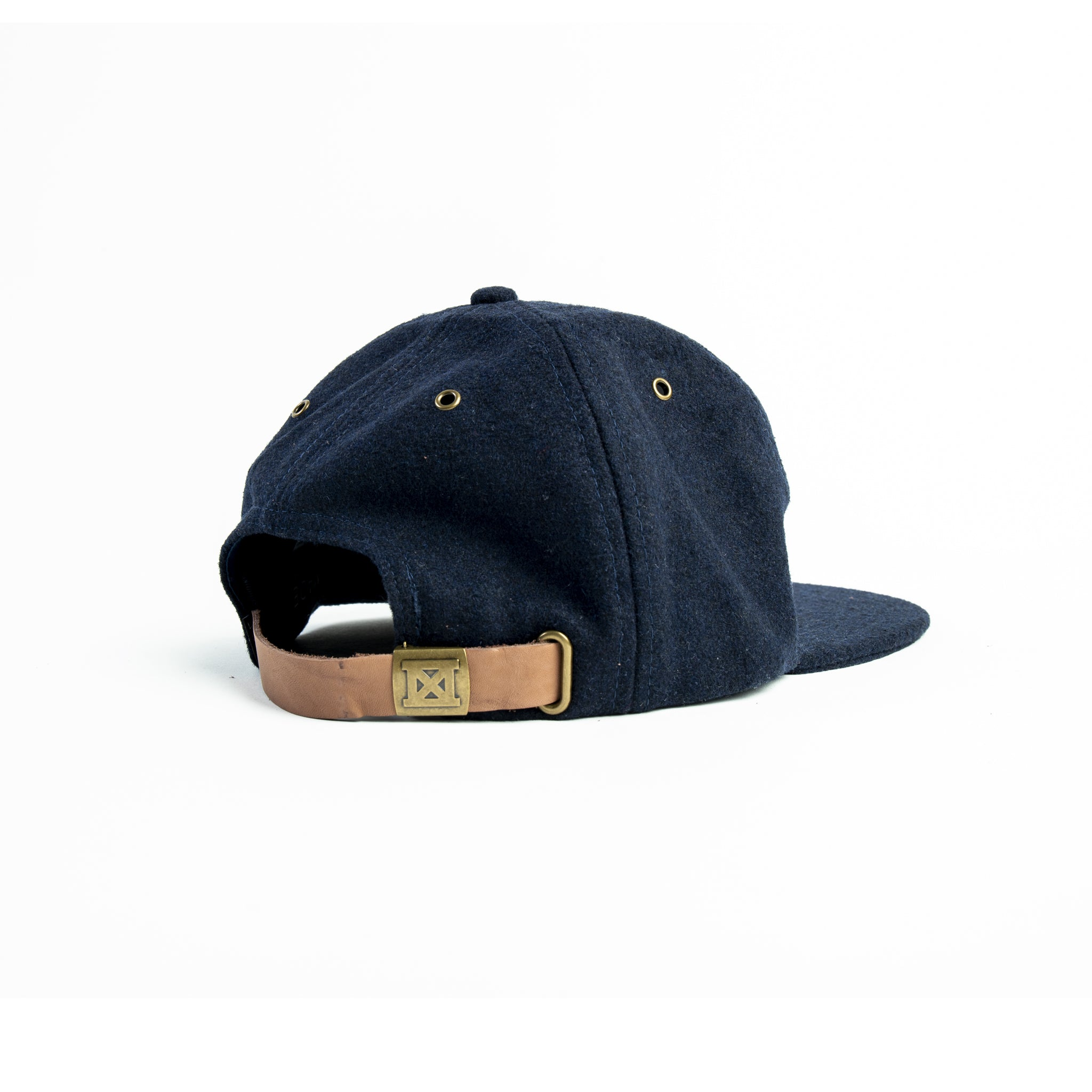 Signature KC Wool Hat - Navy