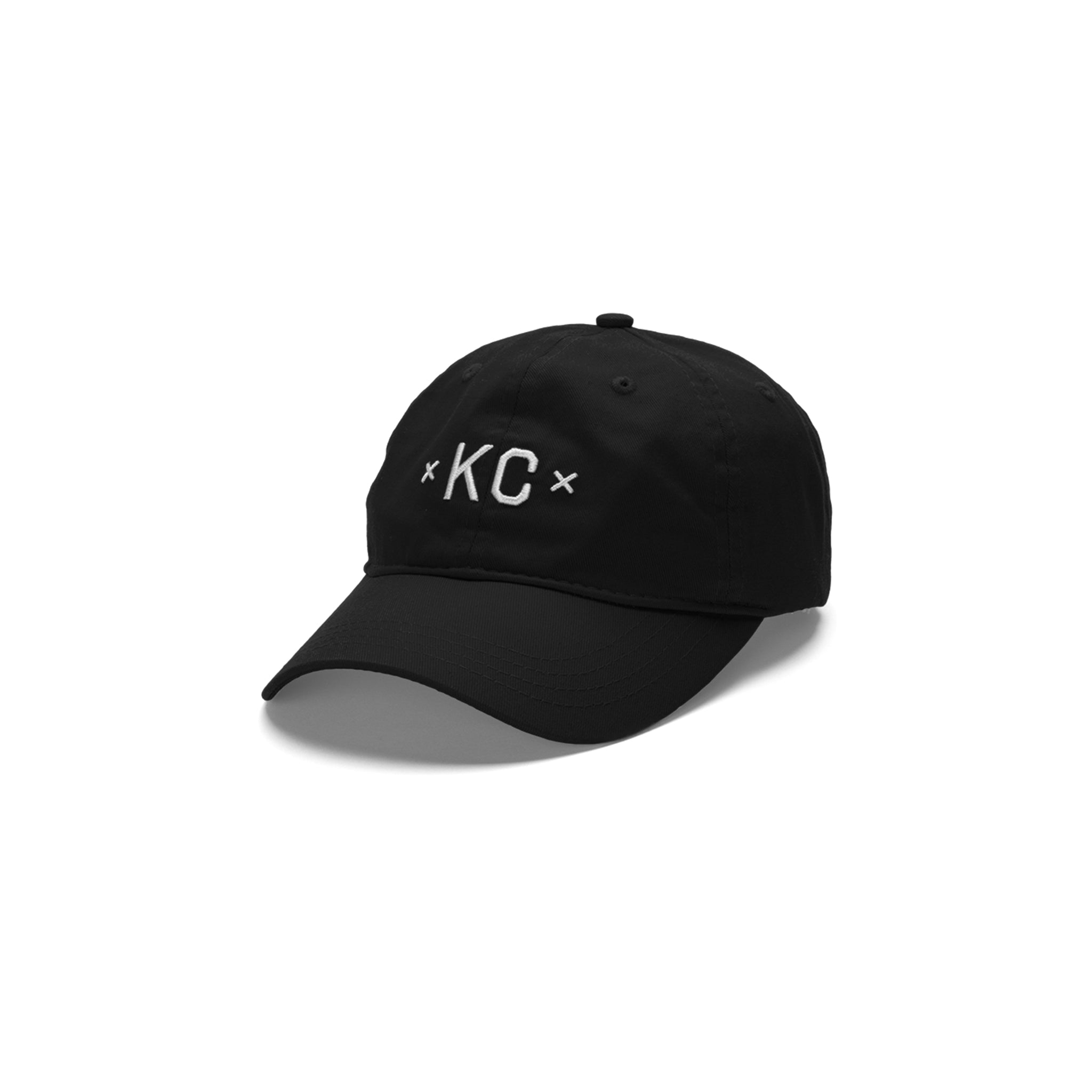 Signature KC Dad Hat Black