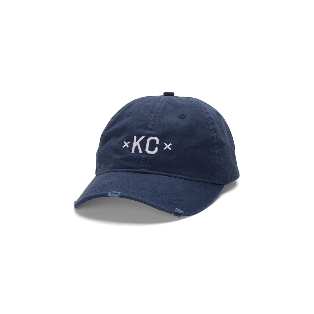 Signature KC Dad Hat Navy