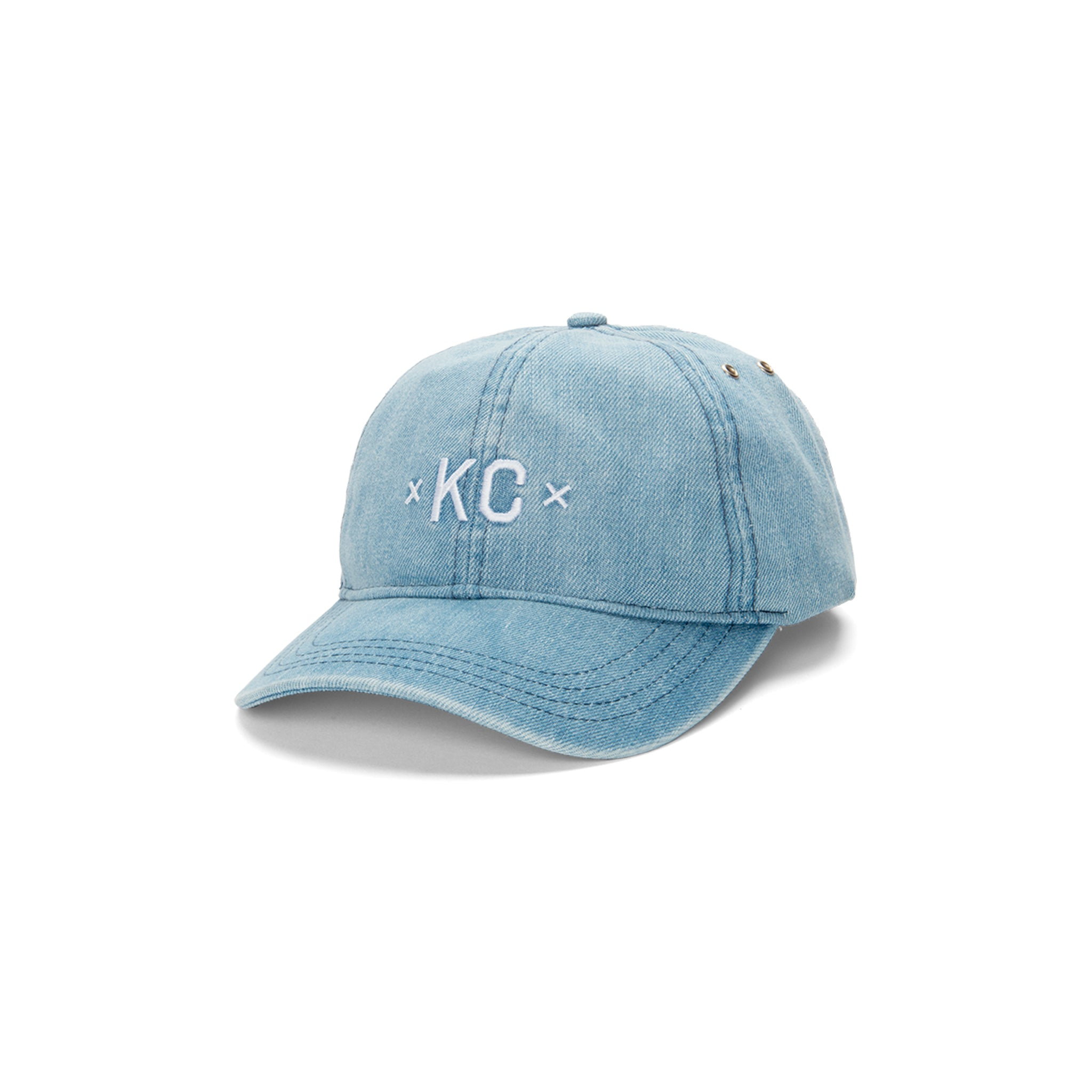 Signature KC Dad Hat - Denim