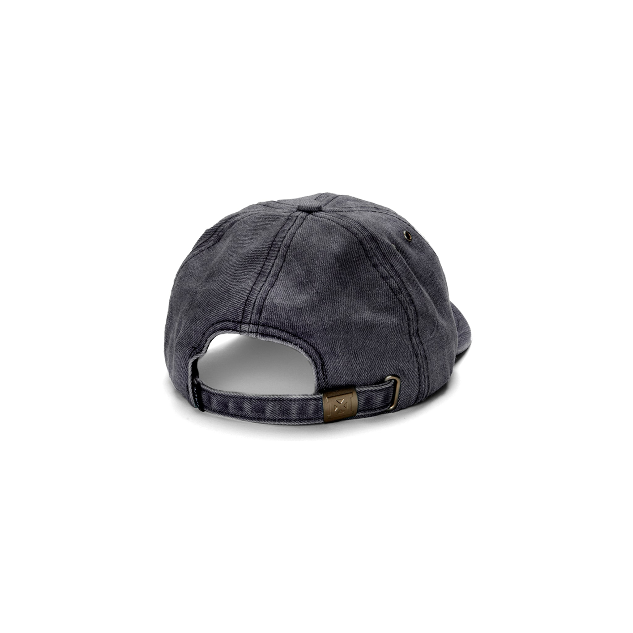 Signature KC Dad Hat - Black Denim