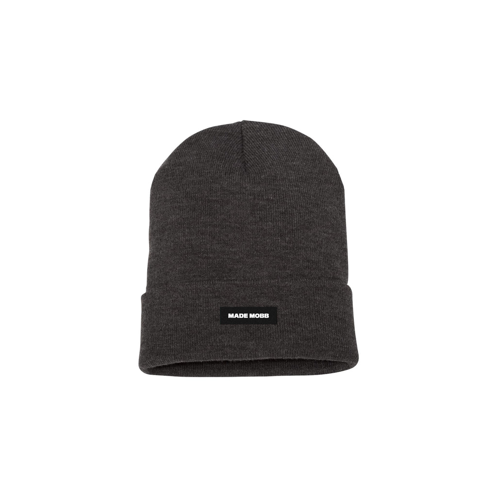 MADE Classic Beanie - Charcoal