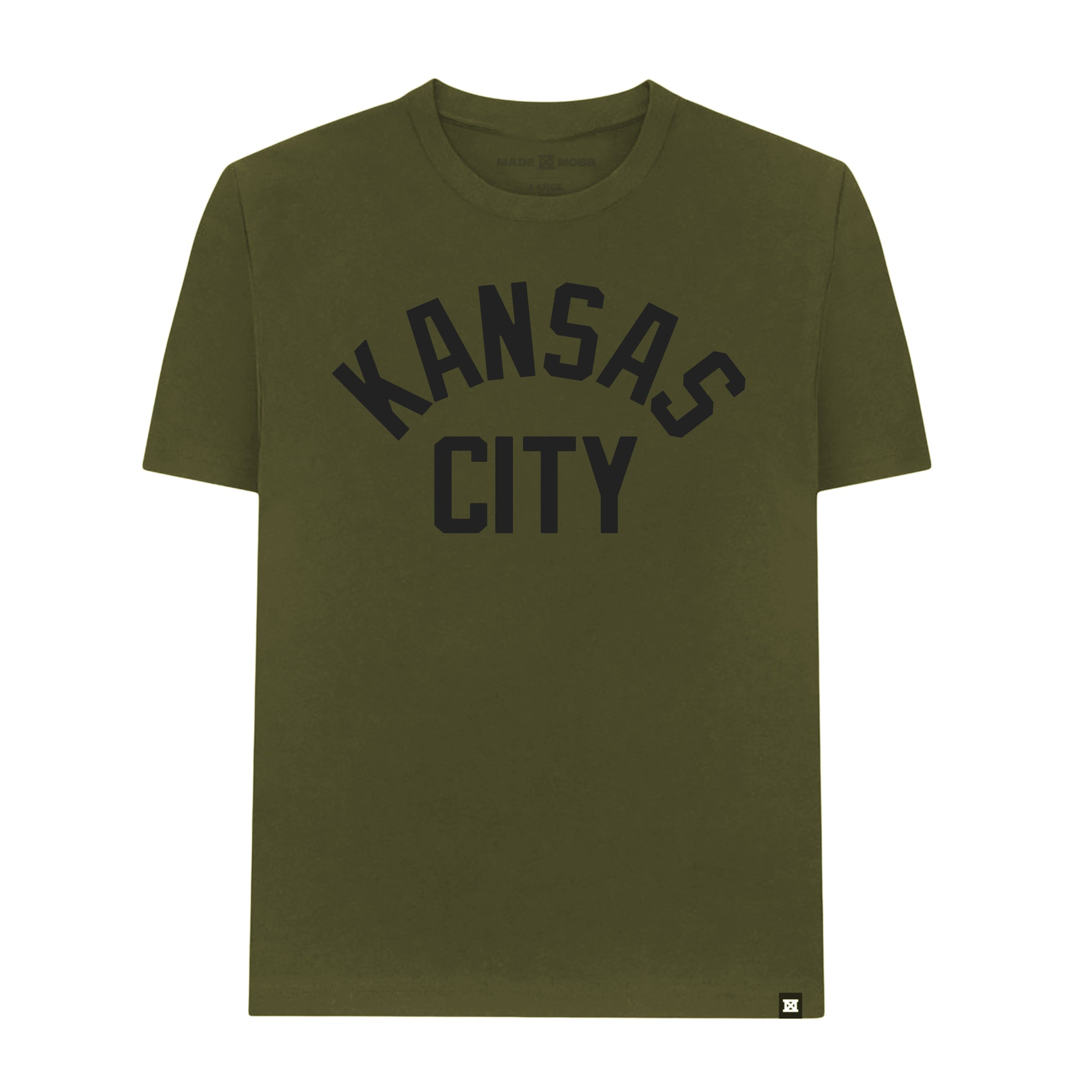 KC OG T-Shirt - Army
