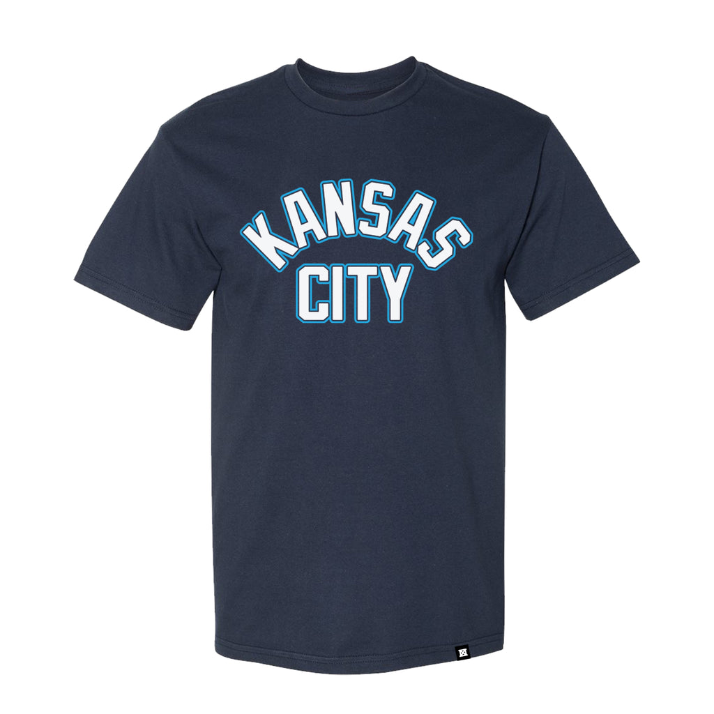 KCOG BLUE Tee - Navy - ONLINE ONLY